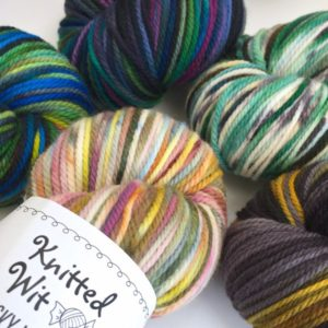 100g Mohair Wolle Magic Grey Green Shades 20/%Mohair 20/%Wolle 550m //100g